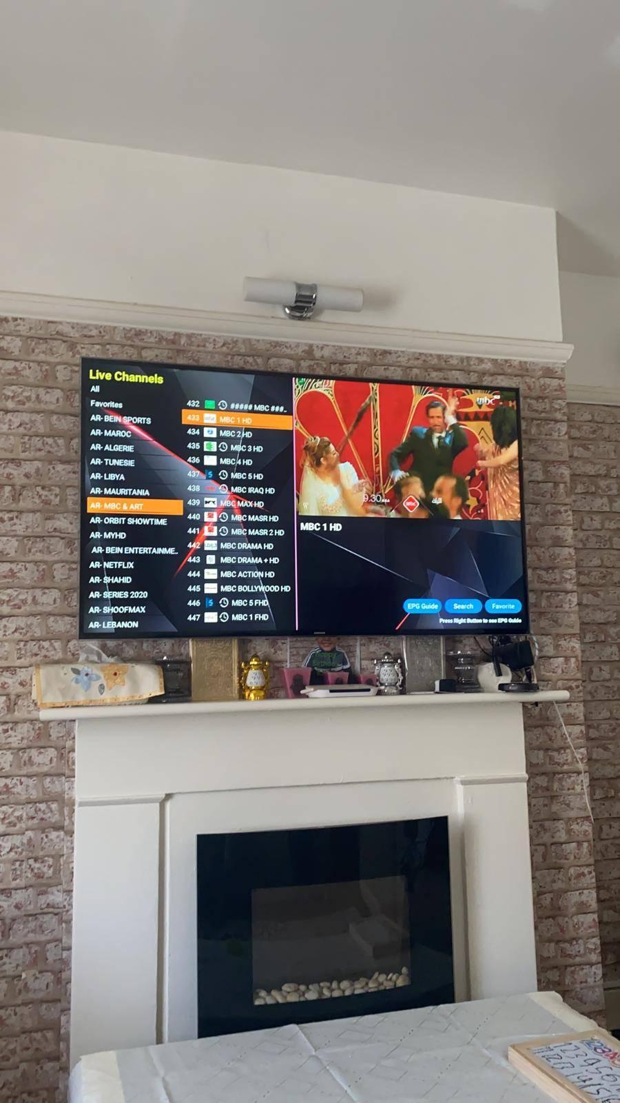 ABONNEMENT IPTV