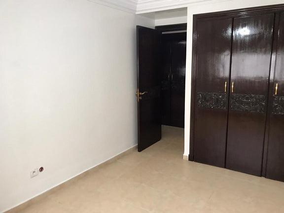 Location d'un appartement vide à l'agdal