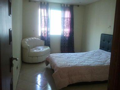 Location d'un appartement meublé à Hassan