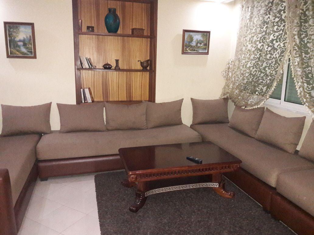 Location journalier d'un appartement meublé a l'agdal, Rabat