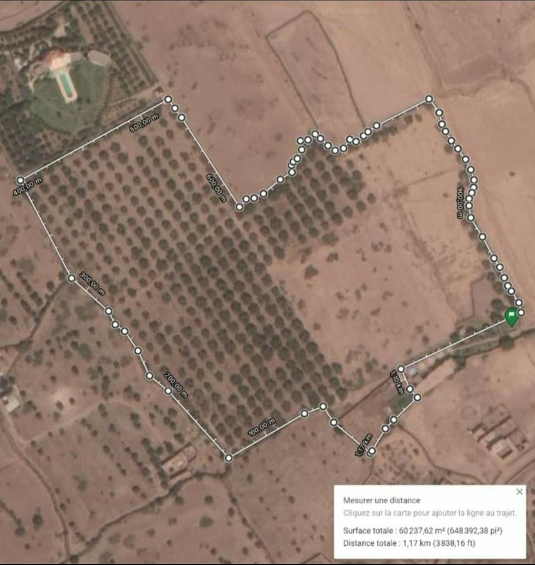 ferme de 6 Ha en location