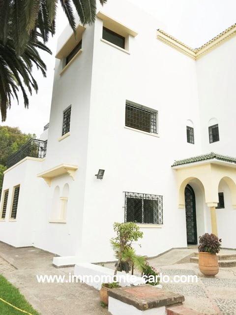 À louer villa usage bureau Rabat Agdal
