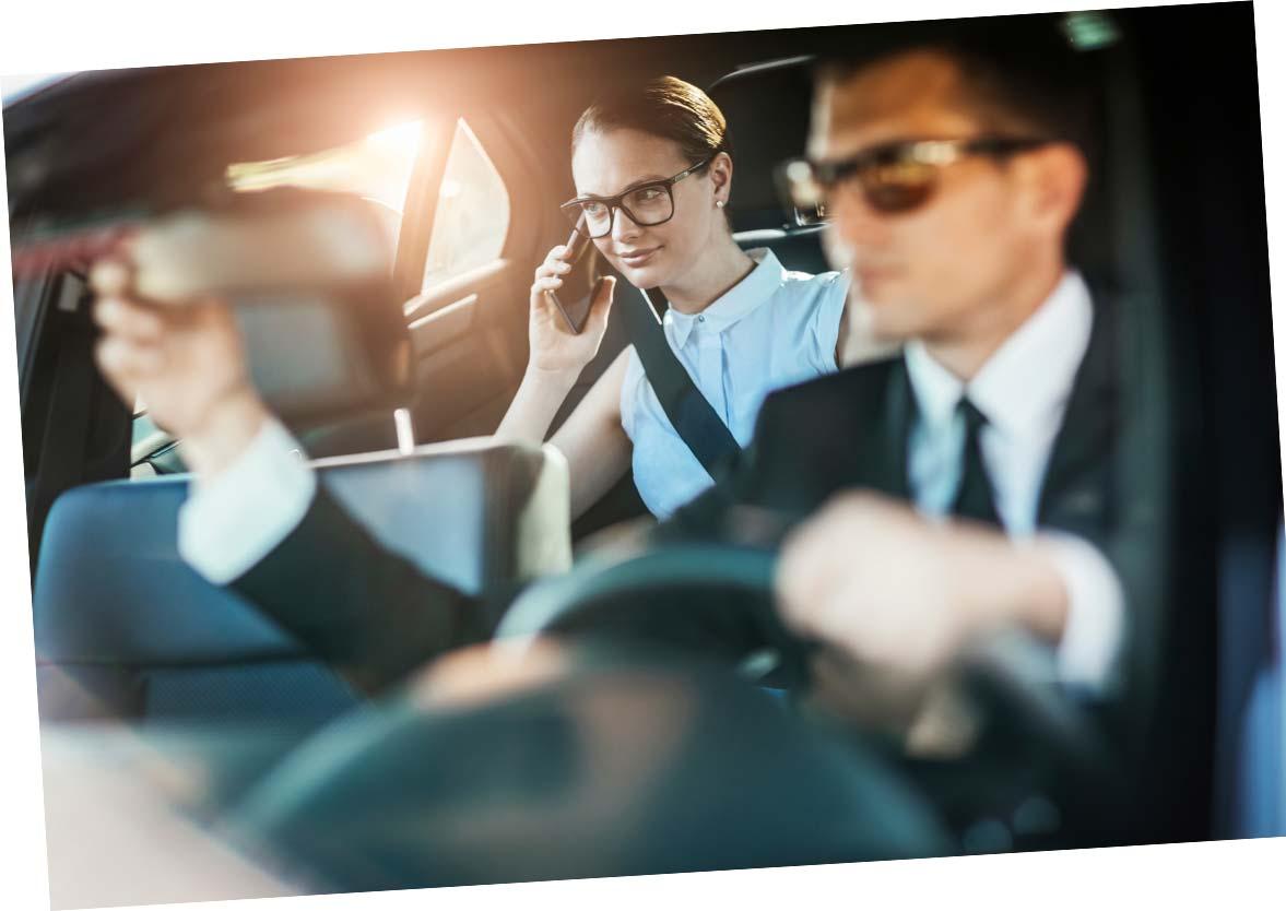 chauffeur prive