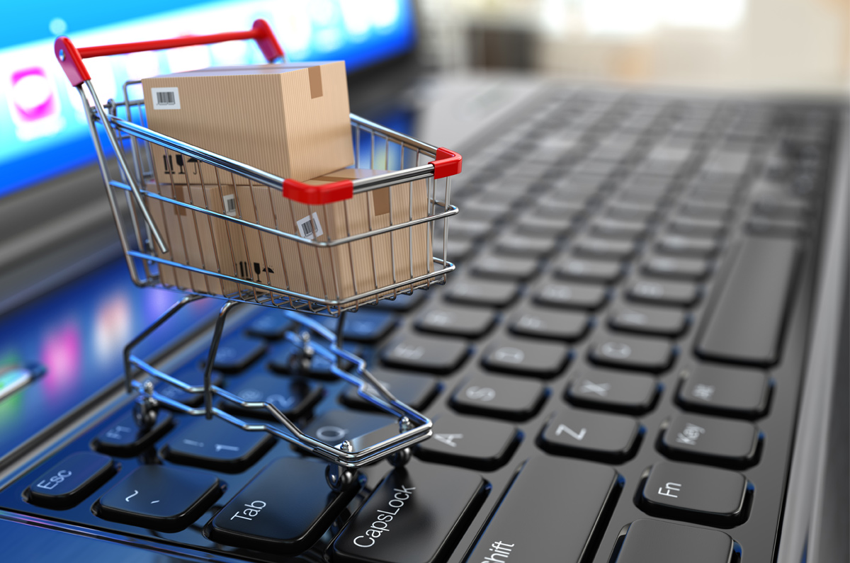 Création de sites web e-commerce
