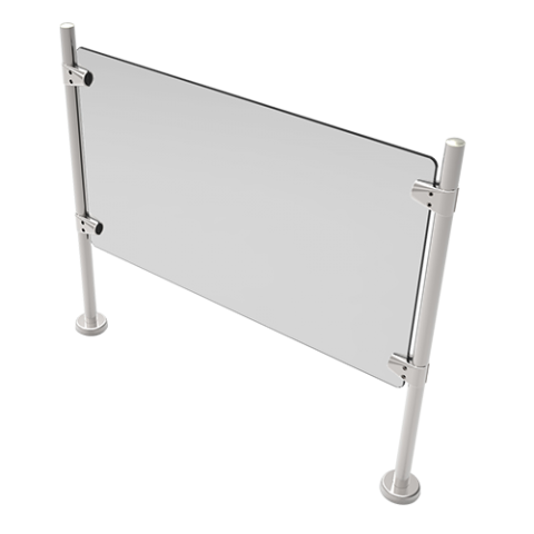 Barrière main courante inoxydable R50