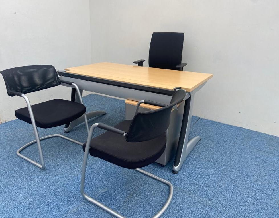Ensemble bureau Steelcase chaise Sedus Sitland PROMO