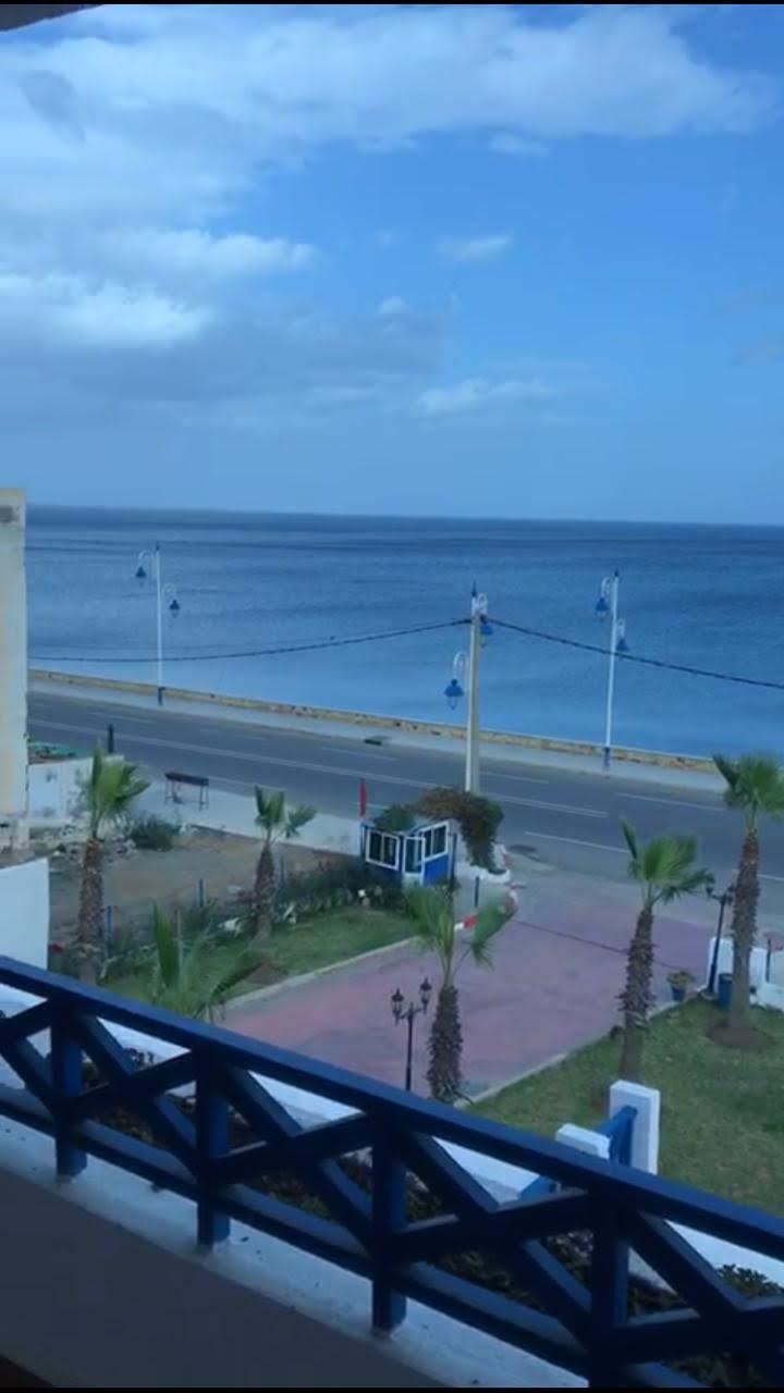 Location meublée DUPLEX front mer à Azla BEACH