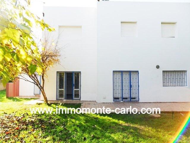 Magnifique villa à louer à Rabat Hay Nahda Rabat