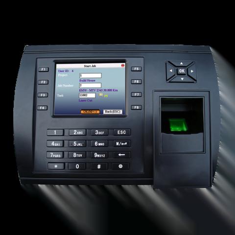 Pointeuse  biométrique d'empreintes digitales iClock S900