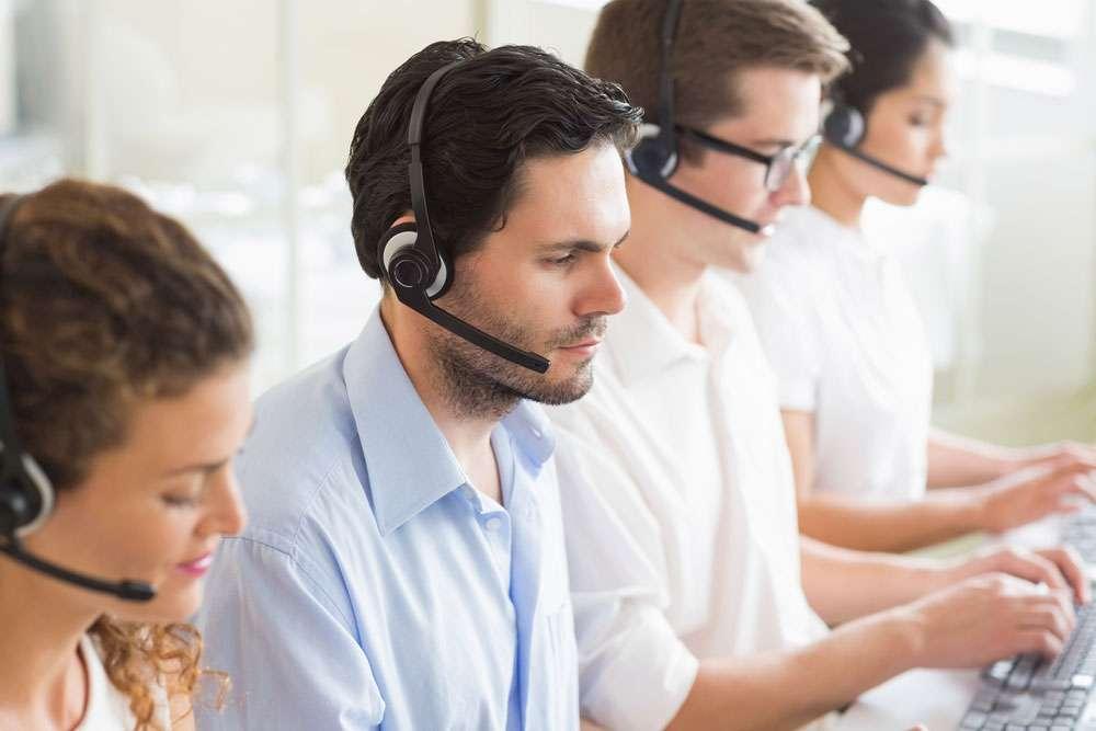 Téléconseiller(es) en mission d'appel