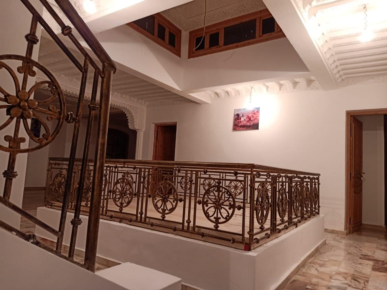 Etage villa (maison RHIN) en location à Targa