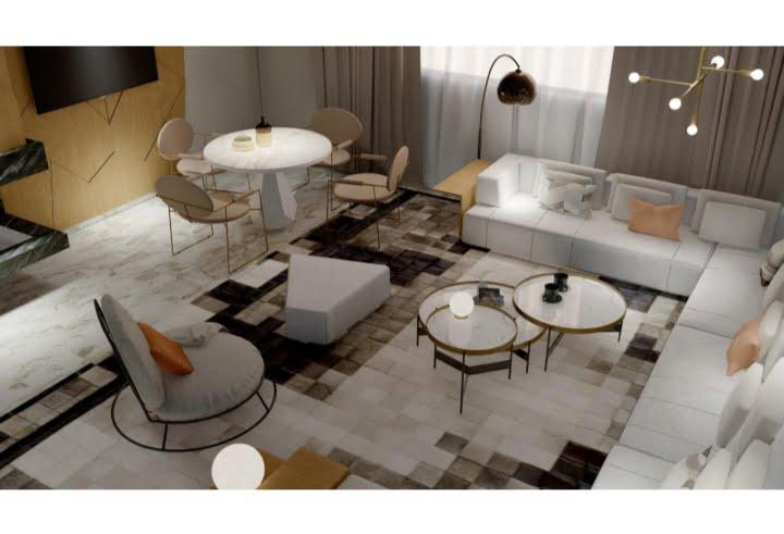 duplex en vente sur 139 m² à guéliz