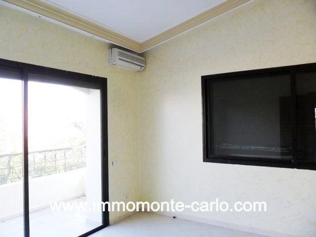 A Hay Riad Rabat une villa à louer