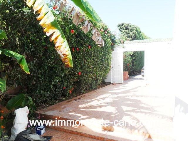 Villa à louer à  Hay Riad RABAT