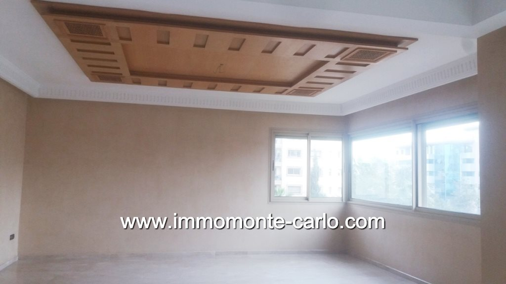 Appartement à louer à Hay Riad  Rabat