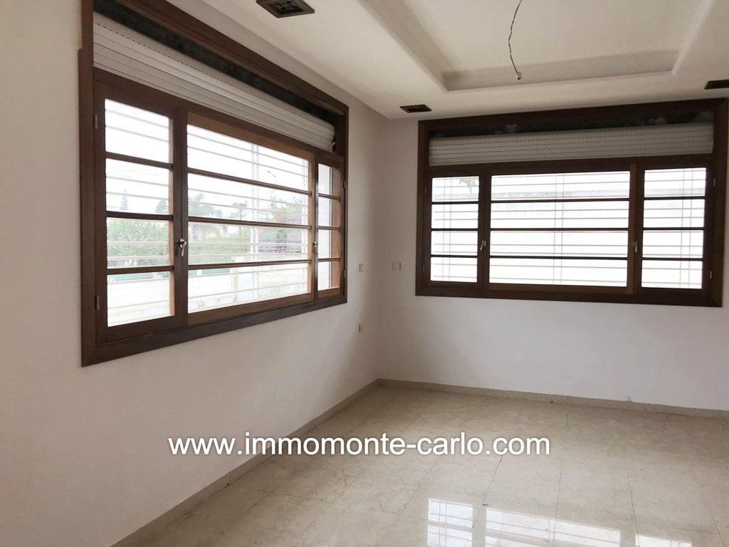 Coquette villa en vente Hay Riad Rabat