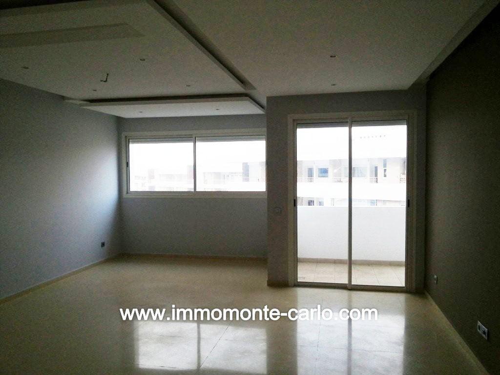 Appartement neuf à louer Hay Riad Prestigia Rabat