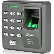 Lecteur d'empreintes digitales biométrique X7