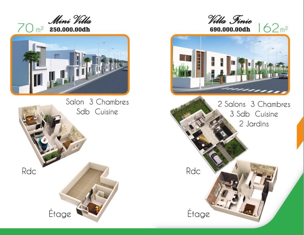 mini villa a oujda