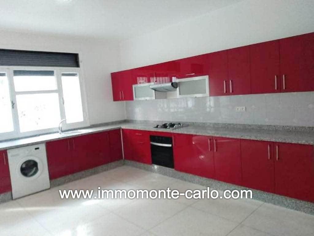 À louer À louer Villa avec chauffage central au Haut Agdal Rabat