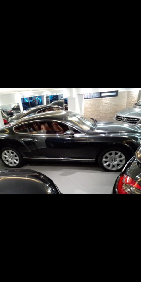 Bentley Continental Essence
