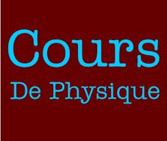 Cours particuliers de physique-collége