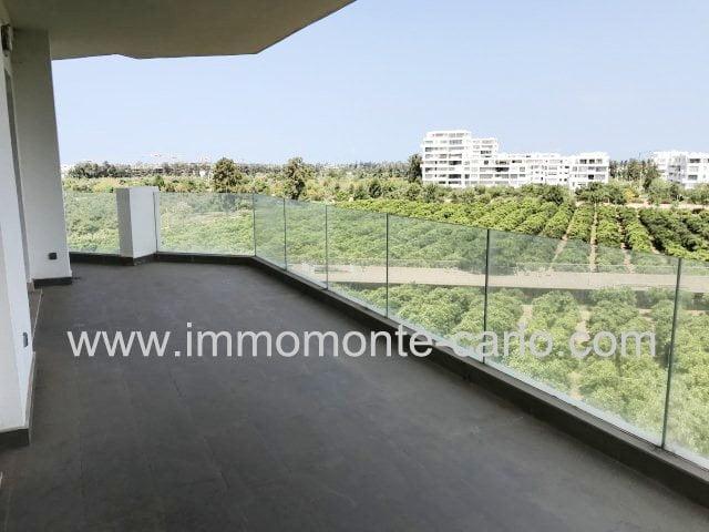 Vente Appartement de luxe à Rabat aux orangeraie Souissi