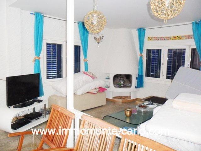 Location villa meublée ou vide avec piscine de plage à Sid Abed Témara