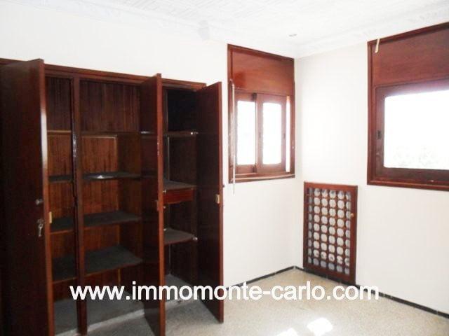 A louer à Rabat villa à usage bureau au quartier Souissi