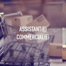 Assistants commerciales