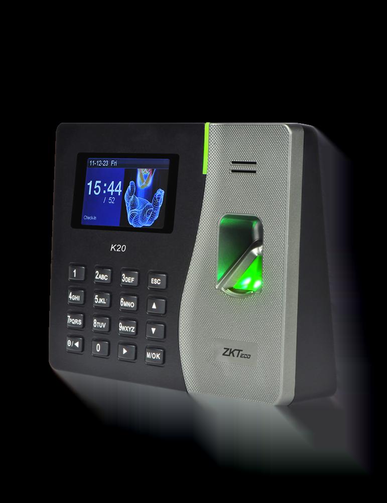 Pointeuse biométrique K20