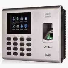 Pointeuse à empreinte digitale avec fonction de contrôle d'accès K40