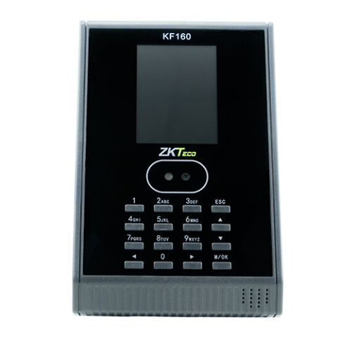 Pointeuse biométrique d'empreinte digitale KF160