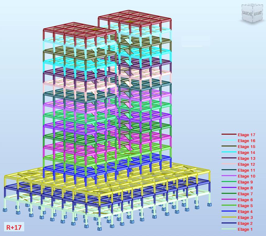 Formation Robot bâtiment  ( structural analysais) . 30h